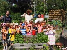 kindergarden visit